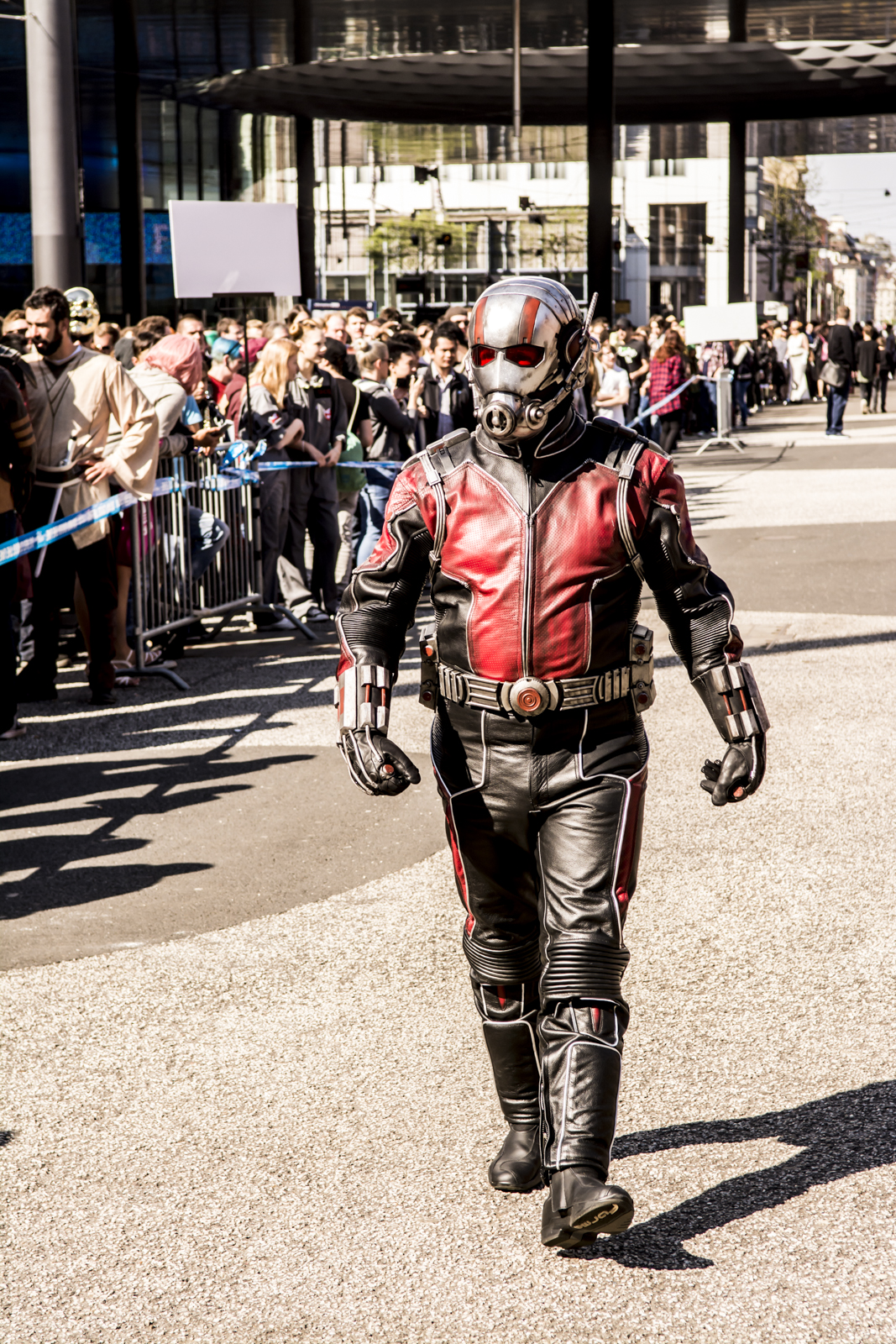 Ant-Man from the Movie Antman 2015